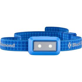 Black Diamond Wiz Pandelampe Børn, electric blue